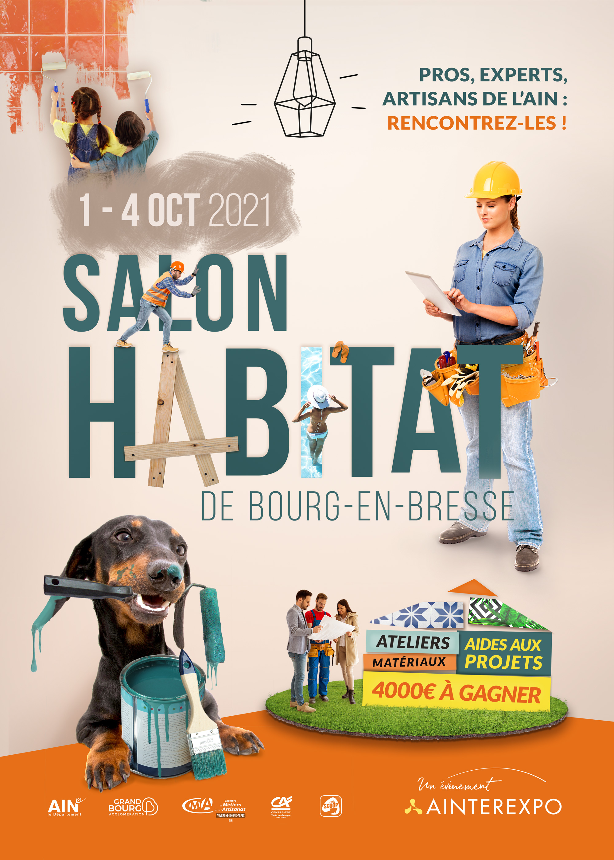 Salon de L'Habitat de Bourg en Bresse 2021